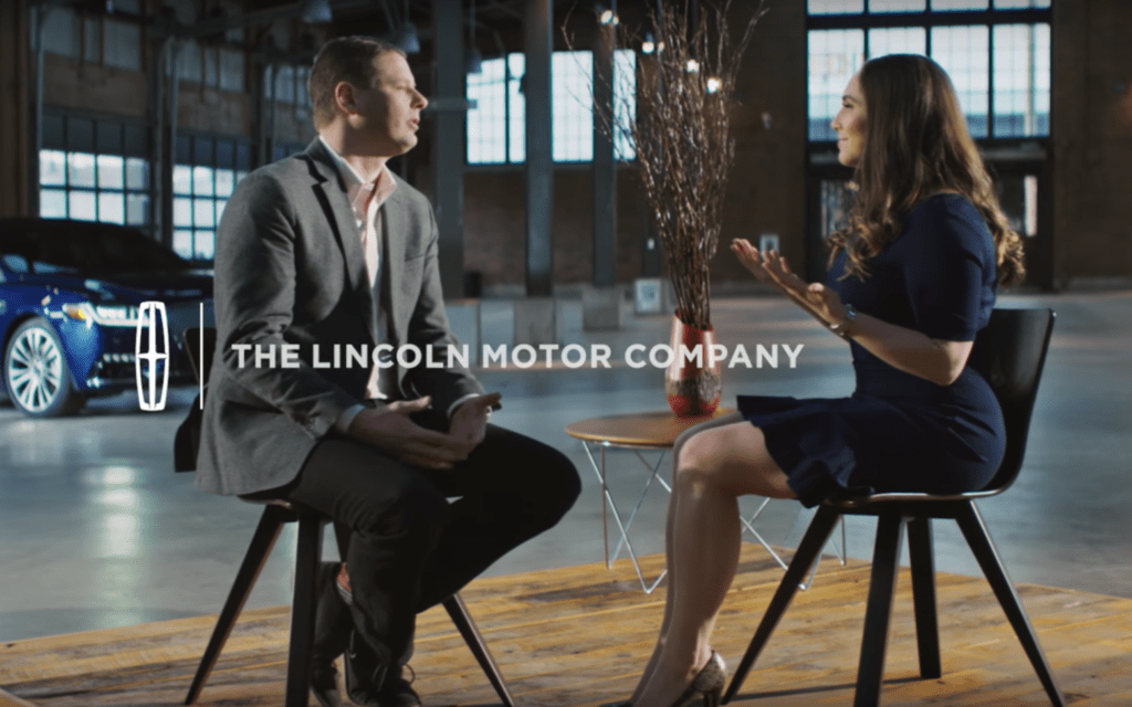 Artisans of the 2017 Lincoln Continental